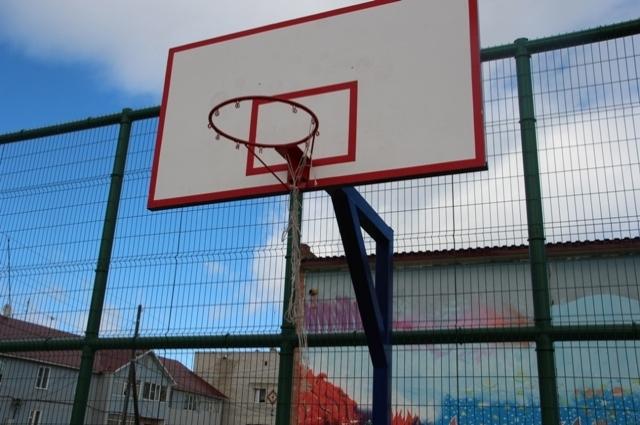 Играя в баскетбол сетку с кольца не оборвать, а вот не страдая от скуки - запросто