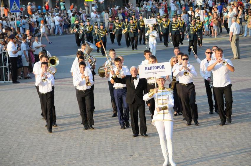 Парад оркестров