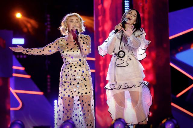 Настя Каменских и Любовь Успенская представили совместную песню «Ты же не забыл».