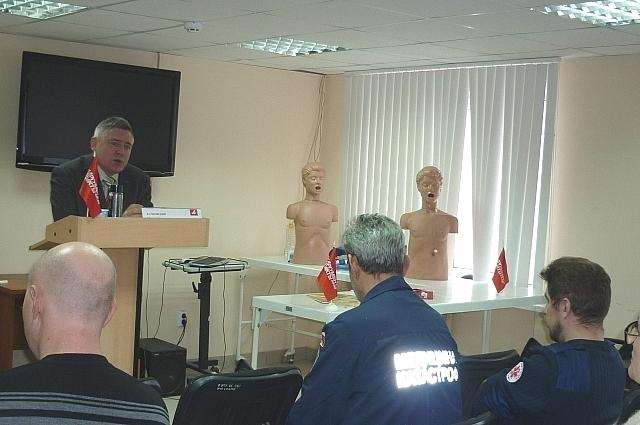 Профессор Михаил Качковский ответил на вопросы врачей.