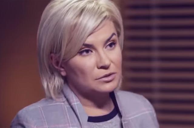 Юлия Литвиненко.