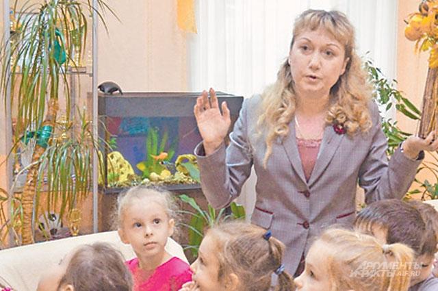 Светлана Аникина.