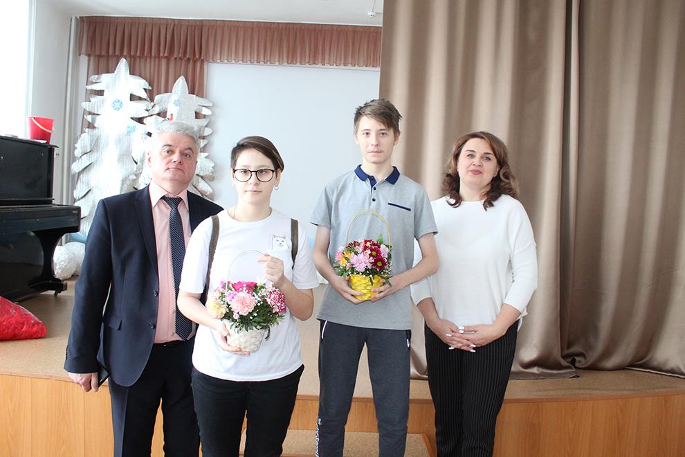 15 января Максиму и Насте исполнилось 15 лет.