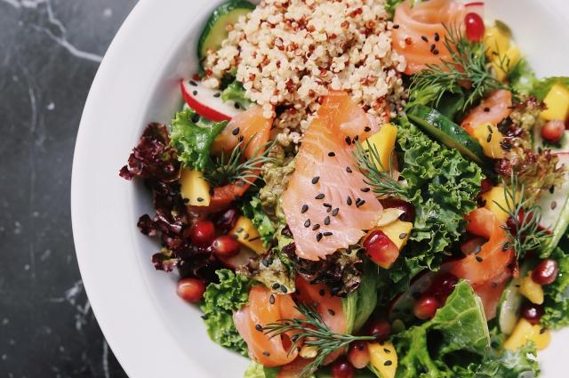 Салат Superfood salad
