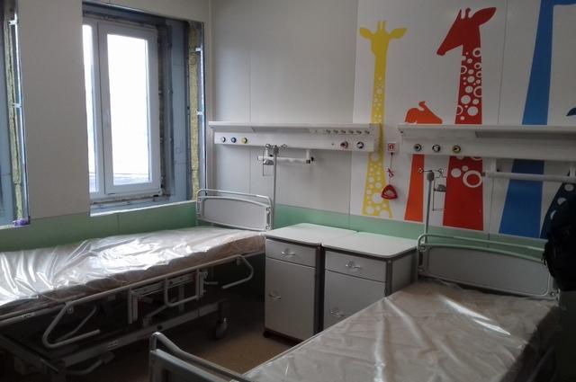 Ковид-госпиталь в Стерлитамаке