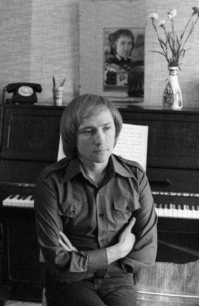 Владимир Мигуля 1979г