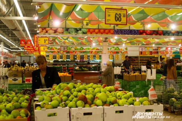 Почему в супермаркетах яблоки дешевле, чем на развалах?