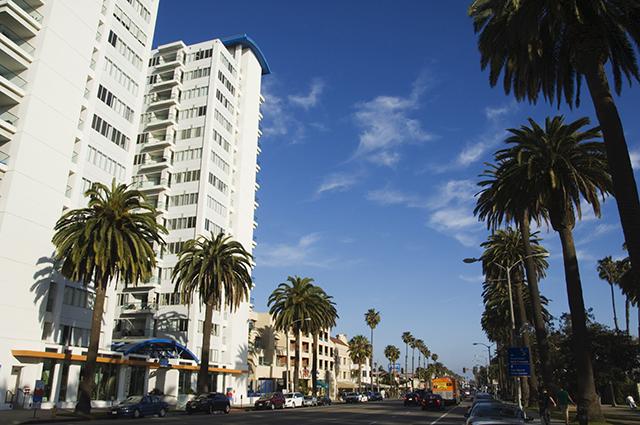 Санта-Моника, США.