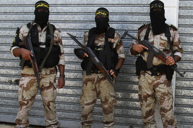 Аль-Каида исламисты