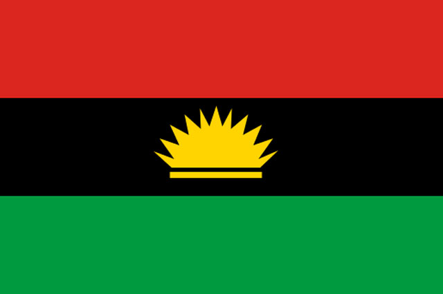 Флаг Биафры