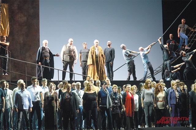 «Ла Скала» привезла в Москву свои лучшие постановки.