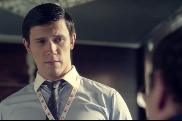Кадр из сериала «Адаптация».