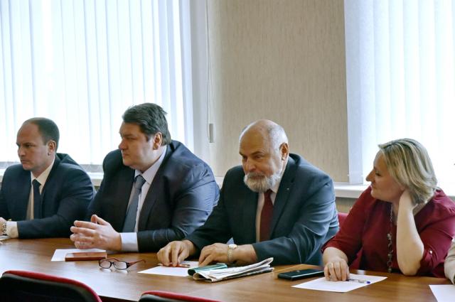 На мероприятии брянскую «Опору России» представлял заместитель председателя Игорь Пискунов.