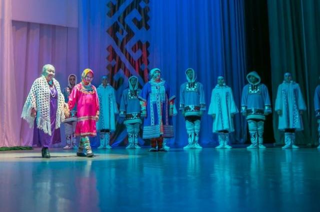 Концерт «Все отдам земле и детям», посвященный празднованию юбилея Марии Волдиной