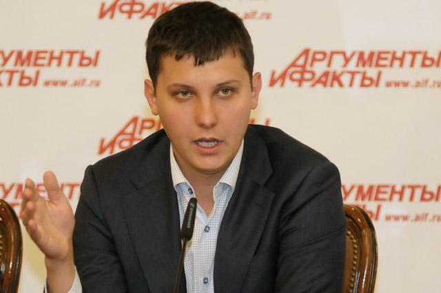 Павел Пастушков.