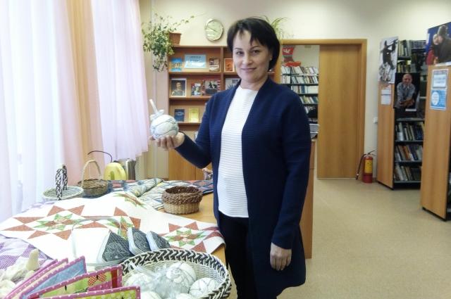Татьяна Старухина увлеклась созданием шаров в технике кимекоми.