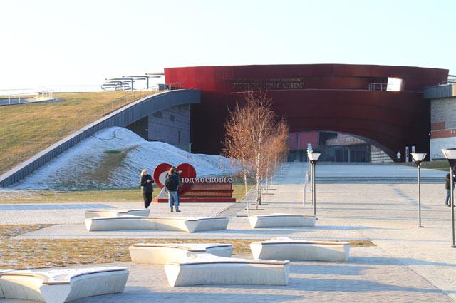 В музейно-выставочном комплексе «Новый Иерусалим» на площади 1,5 тыс. кв. м - 500 экспонатов.