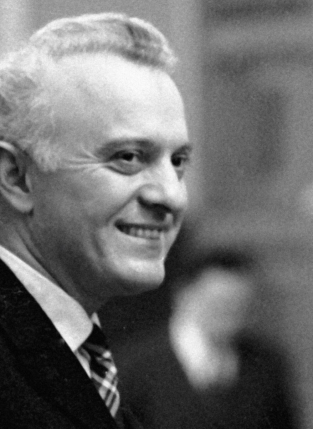 Эдуард Шеварднадзе. 1972 г.