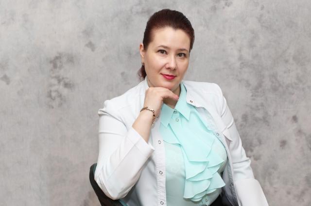 Заведующая круглосуточным стационаром, врач-реабилитолог, кандидат медицинских наук Татьяна Фёдорова.