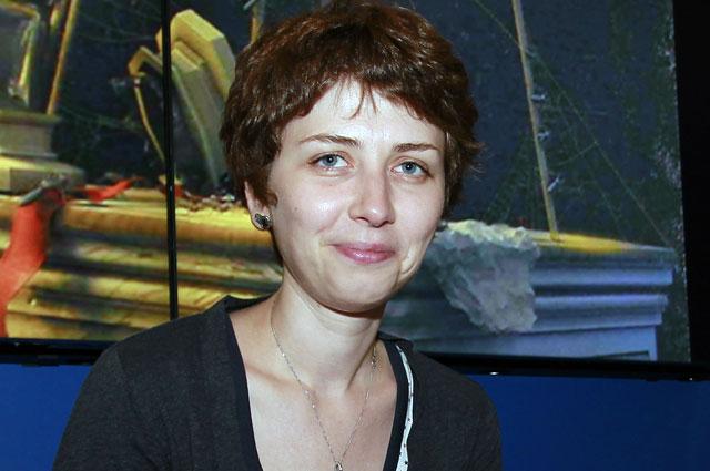 Анна Старобинец.