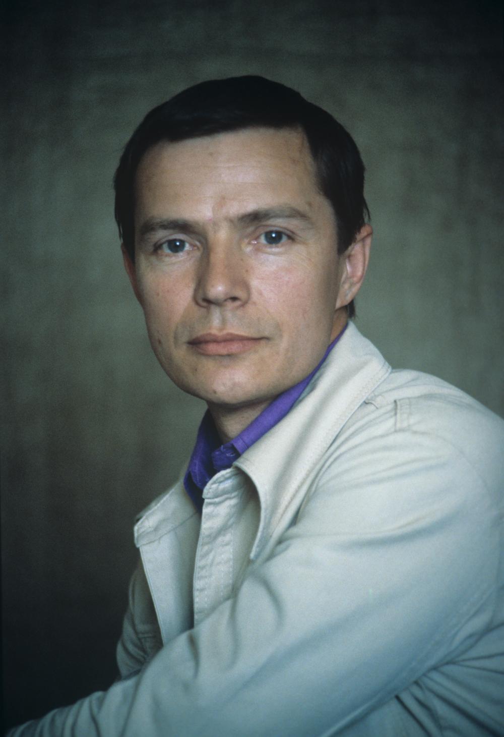 Лев Прыгунов. 1981 год.