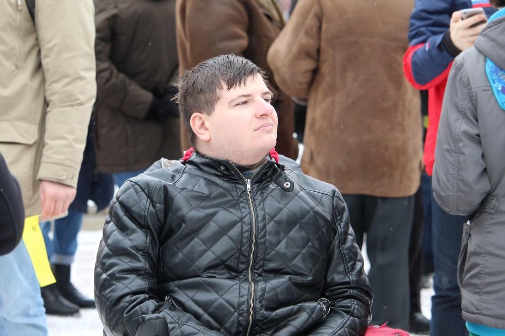 Николай Ольховский добился решения проблемы