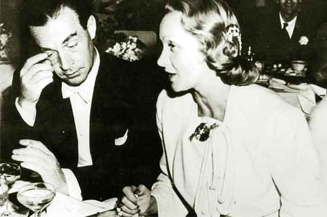 Эрих Мария Ремарк и Марлен Дитрих. 1930 1939 годы