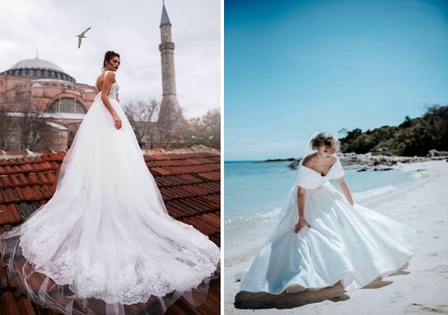 свадебные платья2