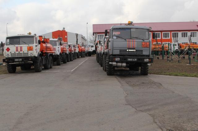 Бензовозы с ГСМ нужны социальным учреждениям Донбасса