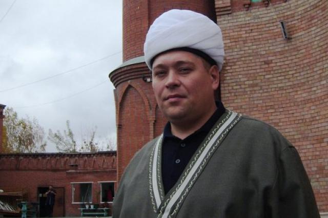 Салим Шакирзянов -  имам-хатыб главной соборной мечети г. Новосибирска