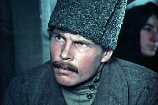 Владимир Гостюхин в фильме «Хождение по мукам», 1974-1977 годы