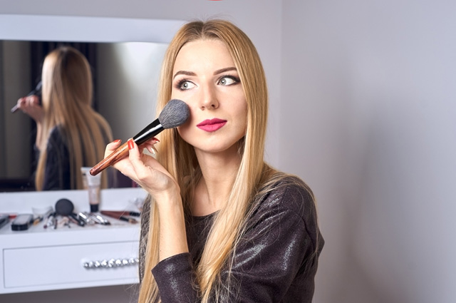 Как пользоваться макияжем