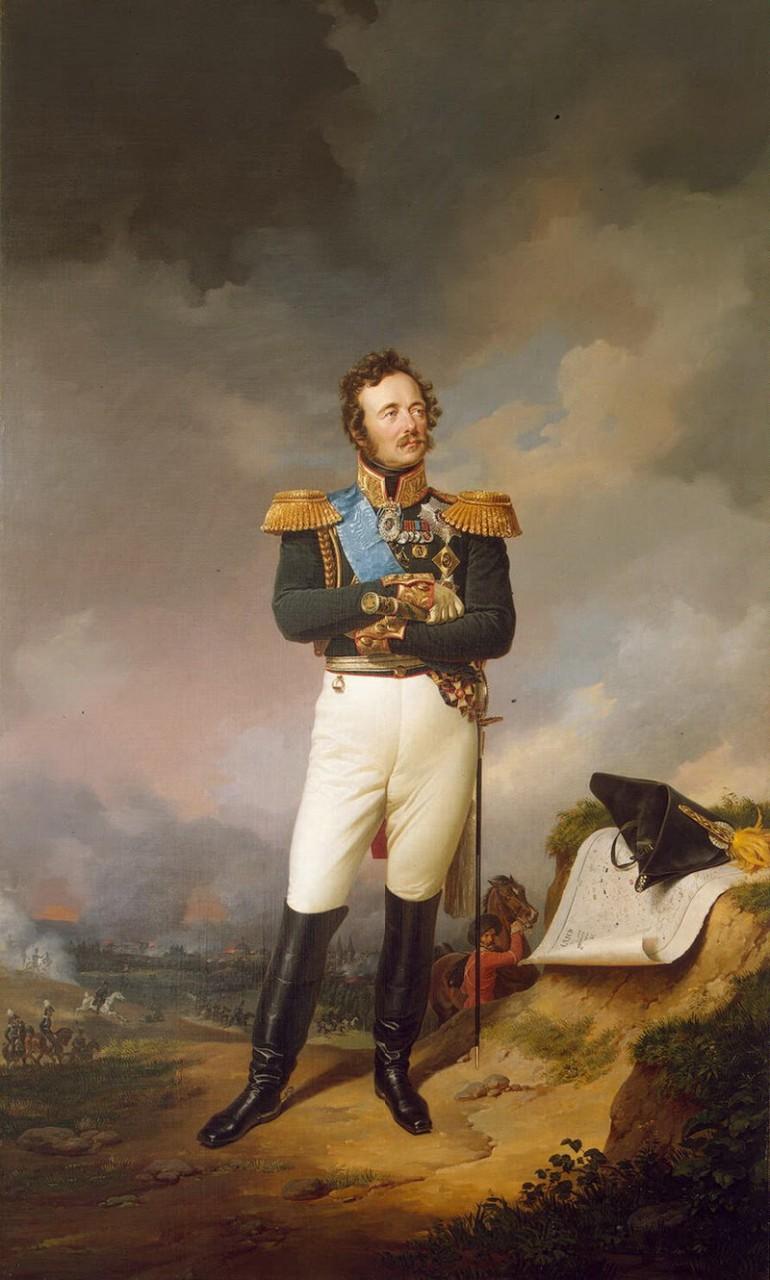 Все кампании генерала заканчивались победами.