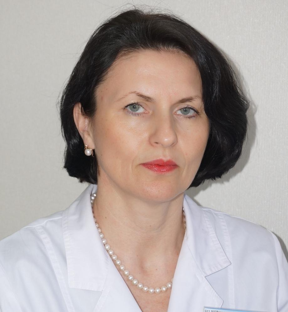 Врач-онколог Татьяна Золотых