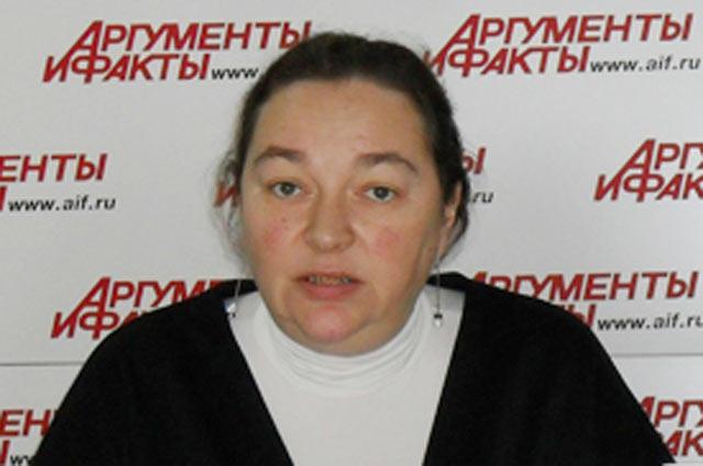 Анна Юткелите