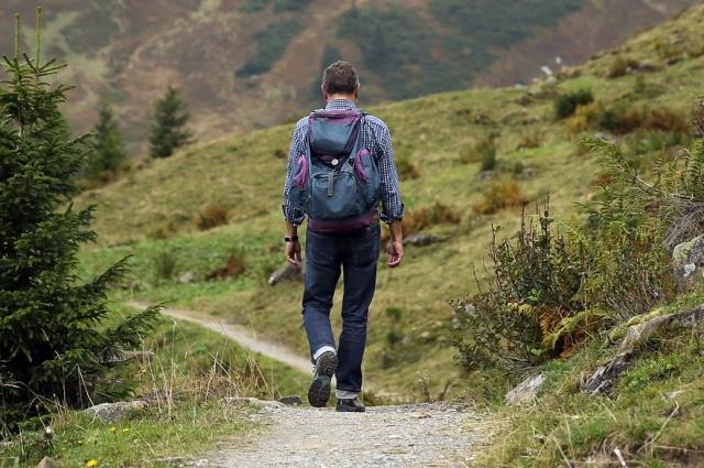 Главное для туриста - хорошая подготовка.