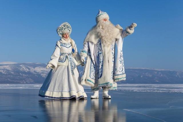 Пообщаться с зиминими волшебниками можно будет в Слюдянском районе 3 - 4 марта.