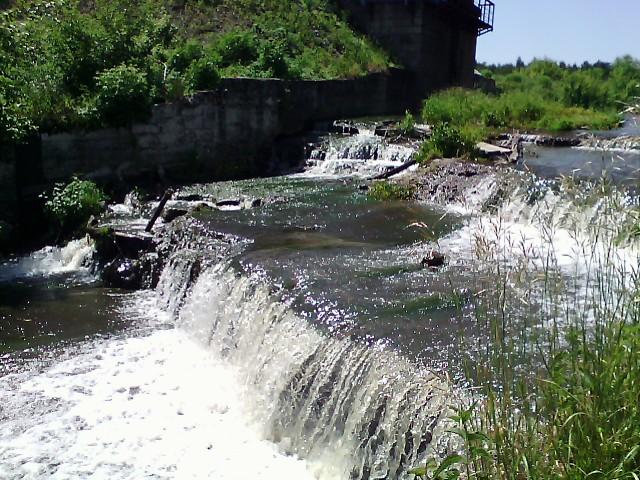 Николаевская Ниагара – водопад в Каранголе. Сами не знали, что есть в Николаевском районе такая красота!