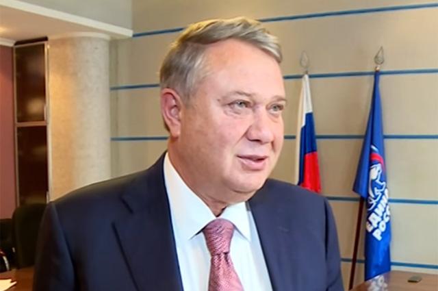 Александр Коровников.