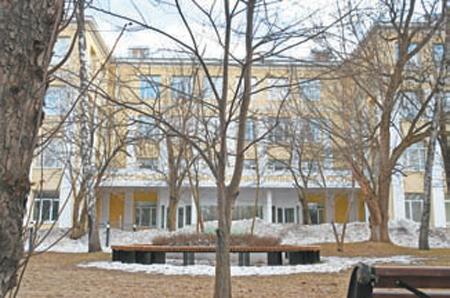 Новый корпус расположен в здании на ул. О. Дундича, д. 11