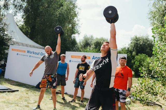Омичи хотят заниматься спортом, и это показал фестиваль