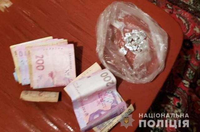 Полиция нашла деньги в доме