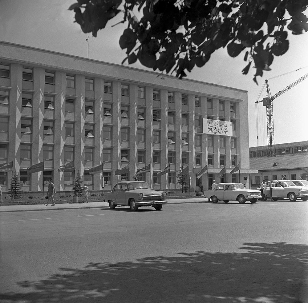 Молдавская ССР . Бендерский городской Совет народных депутатов. 1972 год.