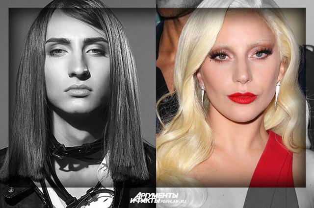 Игорь Прэйс и Леди Гага.