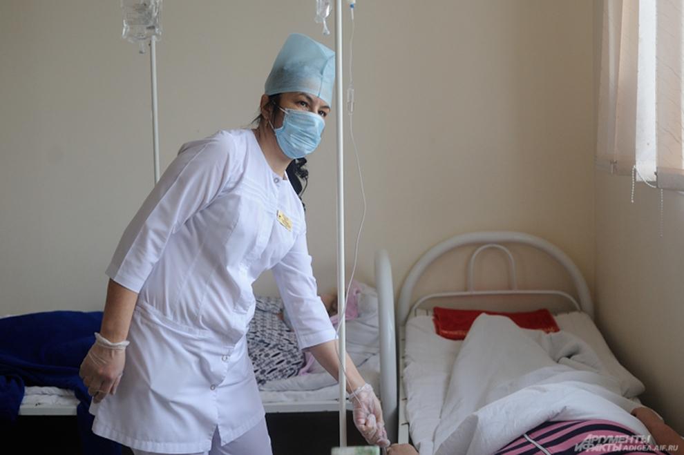 грипп и ОРВИ, карантин по гриппу, больница