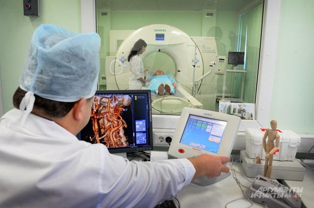 Задумывалось всё так, чтобы пациентам из сёл ещё доступнее стали все виды высокотехнологичной помощи.