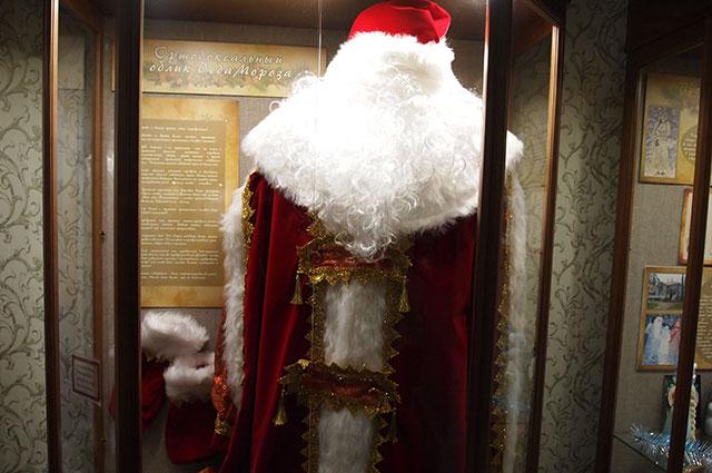 Узнаваемый облик Деда Мороза в России утвердился лишь в 1910 году.