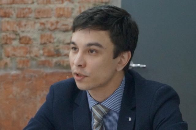 Дмитрий Шевкунов.