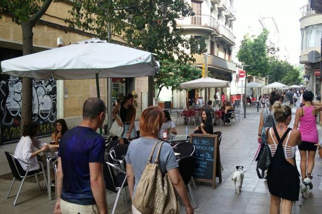 Число туристов в Барселоне в 11 раз превысило количество местных жителей.