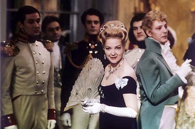 Кадр из фильма «Война имир», 1965-1967 гг.